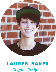 Lauren Baker, Designer for Out:think Group