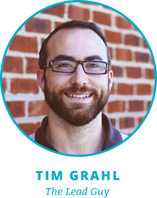 Tim Grahl, founder of Out:think Group