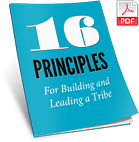 16 Principles for Building and Leading a Tribe