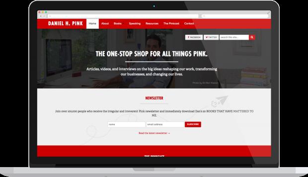 dan-pink-website