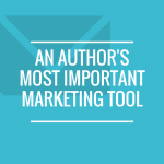 An Author's Most Important Marketing Tool